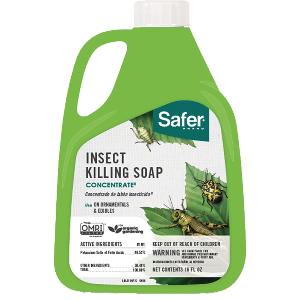 16OZ INSECTICIDAL SOAP