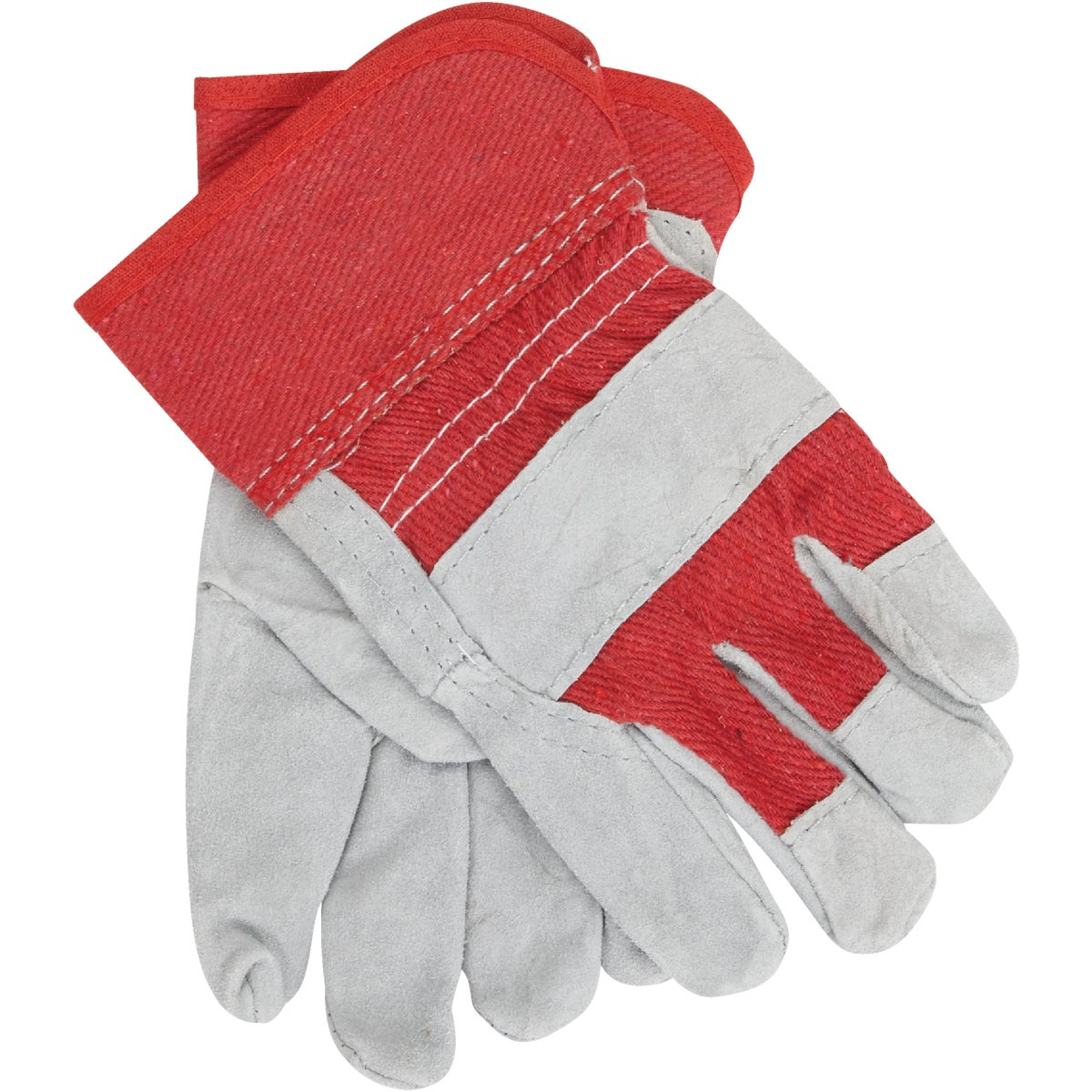 KIDS LEATHER PALM GLOVE