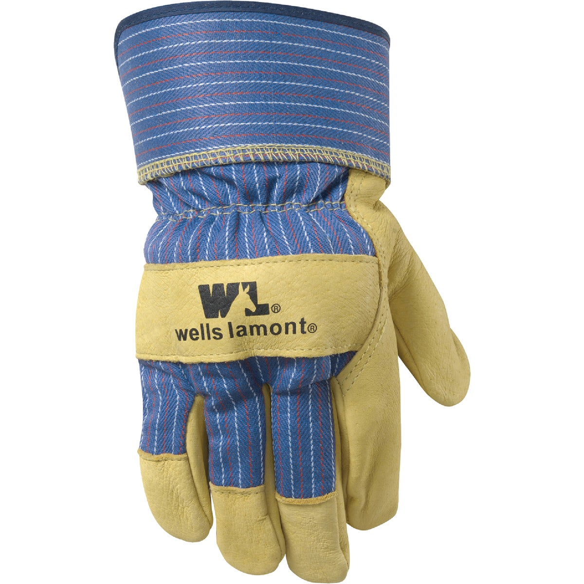 LRG PIGSKIN PALM GLOVE - 3300L by Wells Lamont