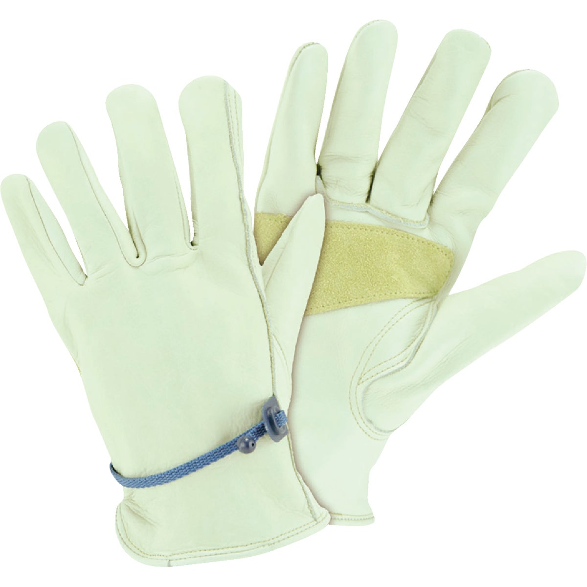 MED GRAIN COWHIDE GLOVE
