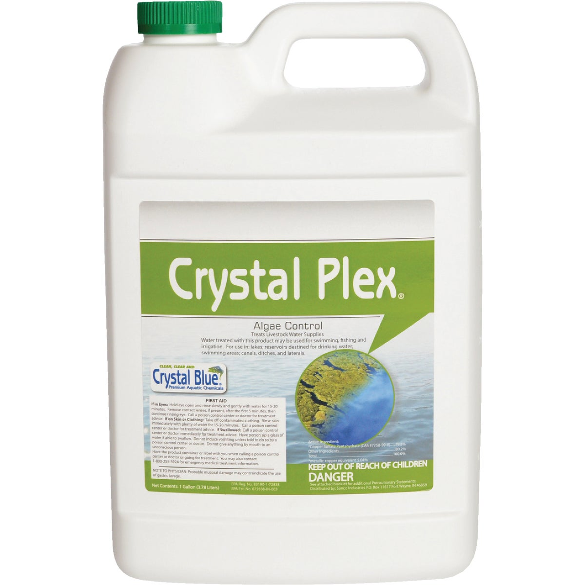 GAL STEP3 CRYSTAL PLEX