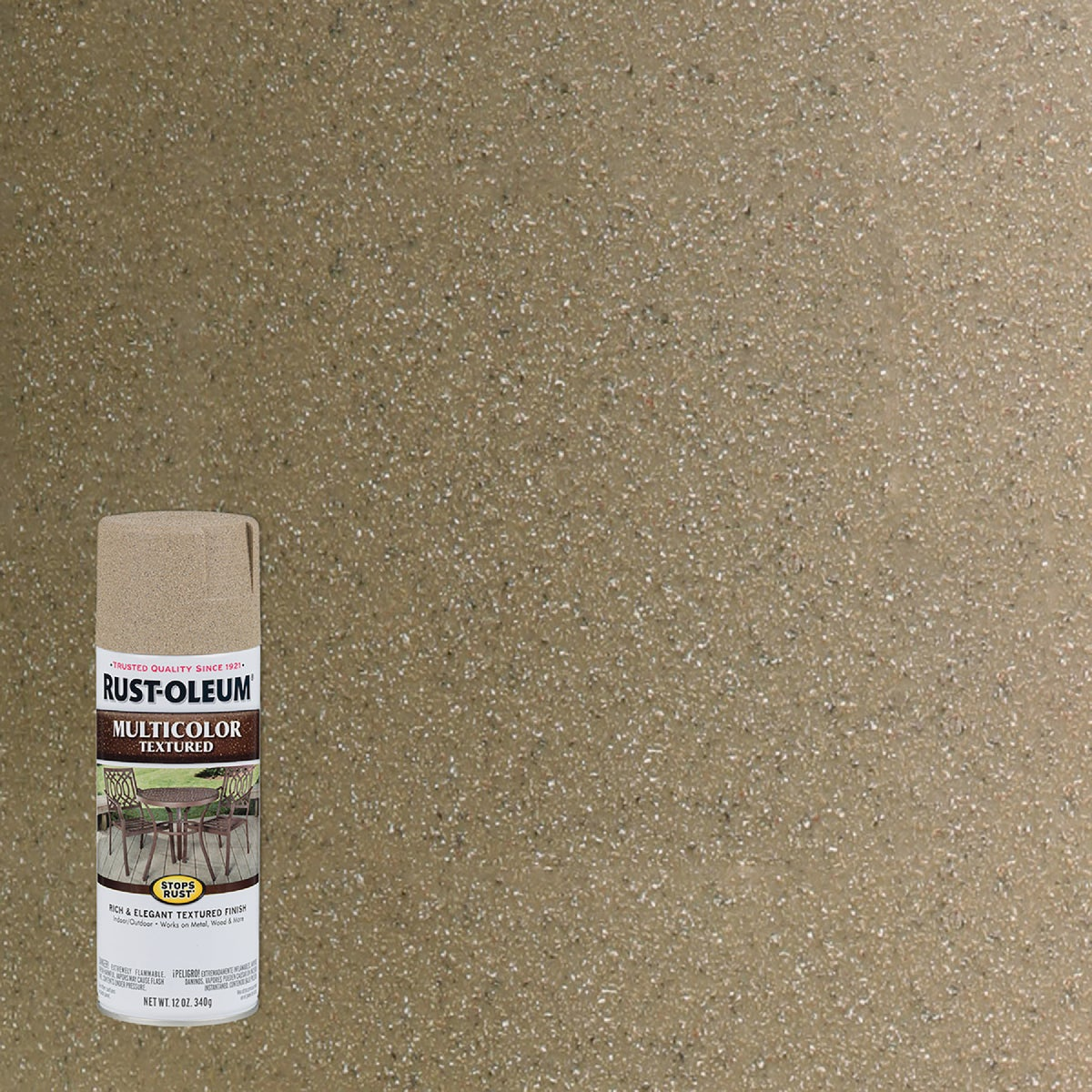 DESERT BISQ SPRAY PAINT - 223524 by Rustoleum