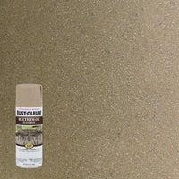 Rust Oleum : Desert Bisq Spray Paint
