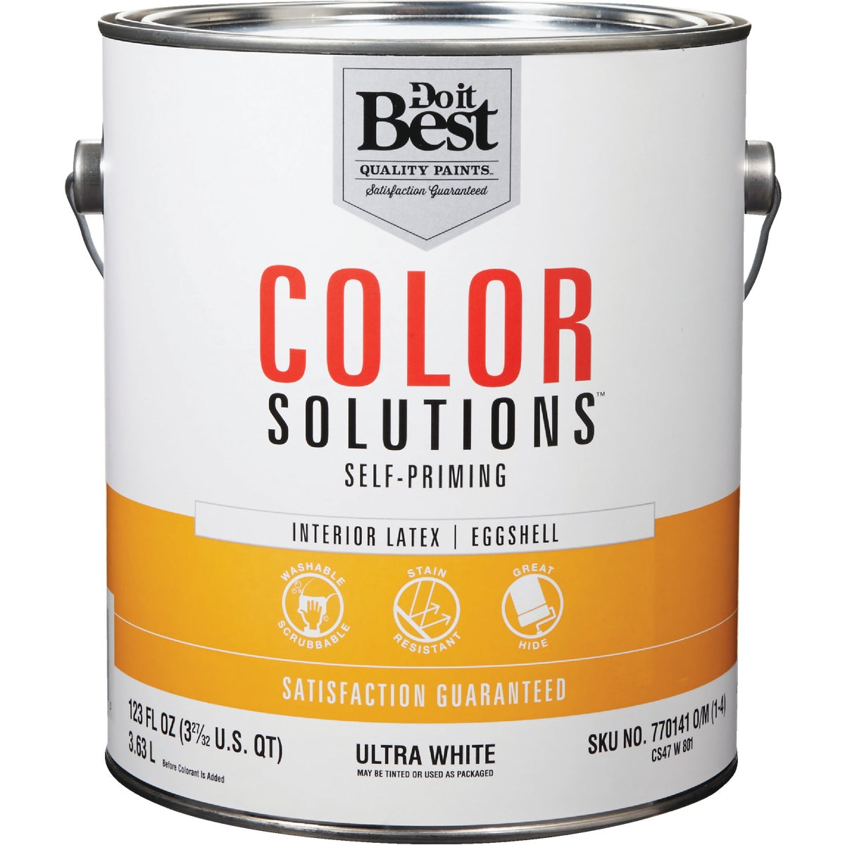 INT EGG ULTRA WHT PAINT - CS47W0801-16 by Do it Best