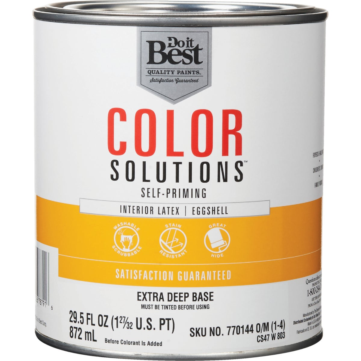 INT EGG EX DEEP BS PAINT - CS47W0803-14 by Do it Best