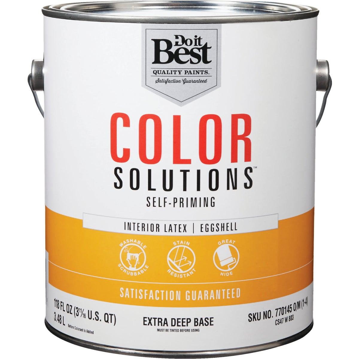 INT EGG EX DEEP BS PAINT - CS47W0803-16 by Do it Best