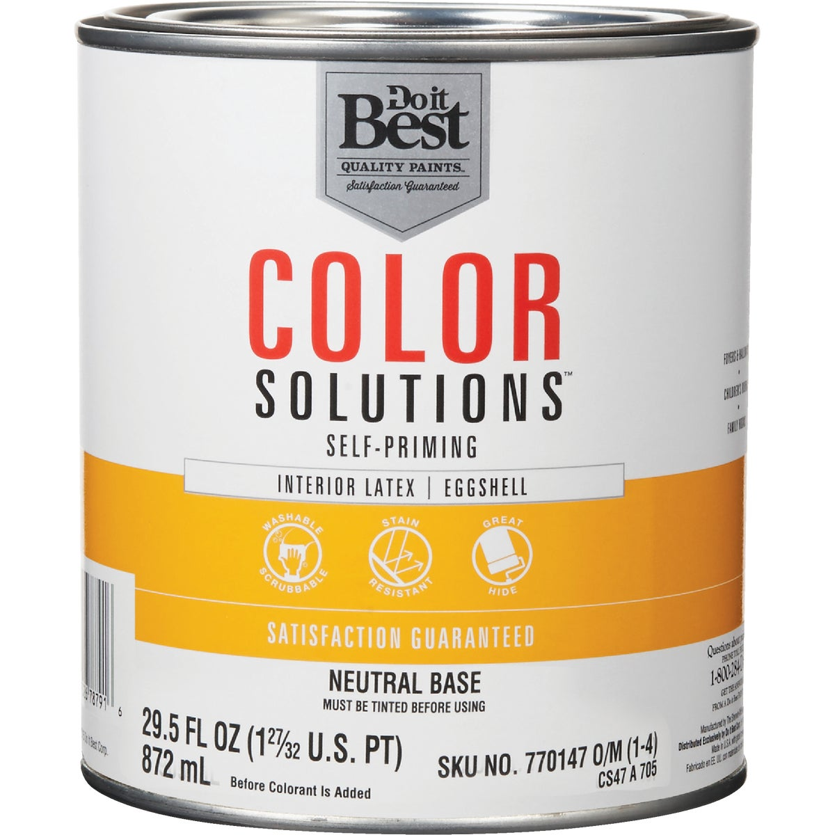 INT EGG NEUTRAL BS PAINT - CS47A0705-14 by Do it Best