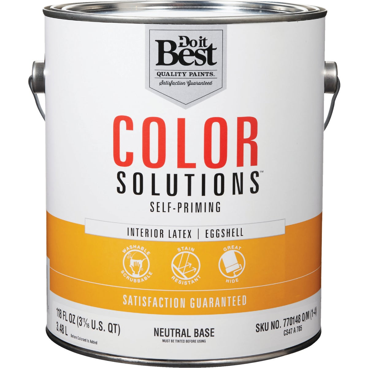 INT EGG NEUTRAL BS PAINT - CS47A0705-16 by Do it Best