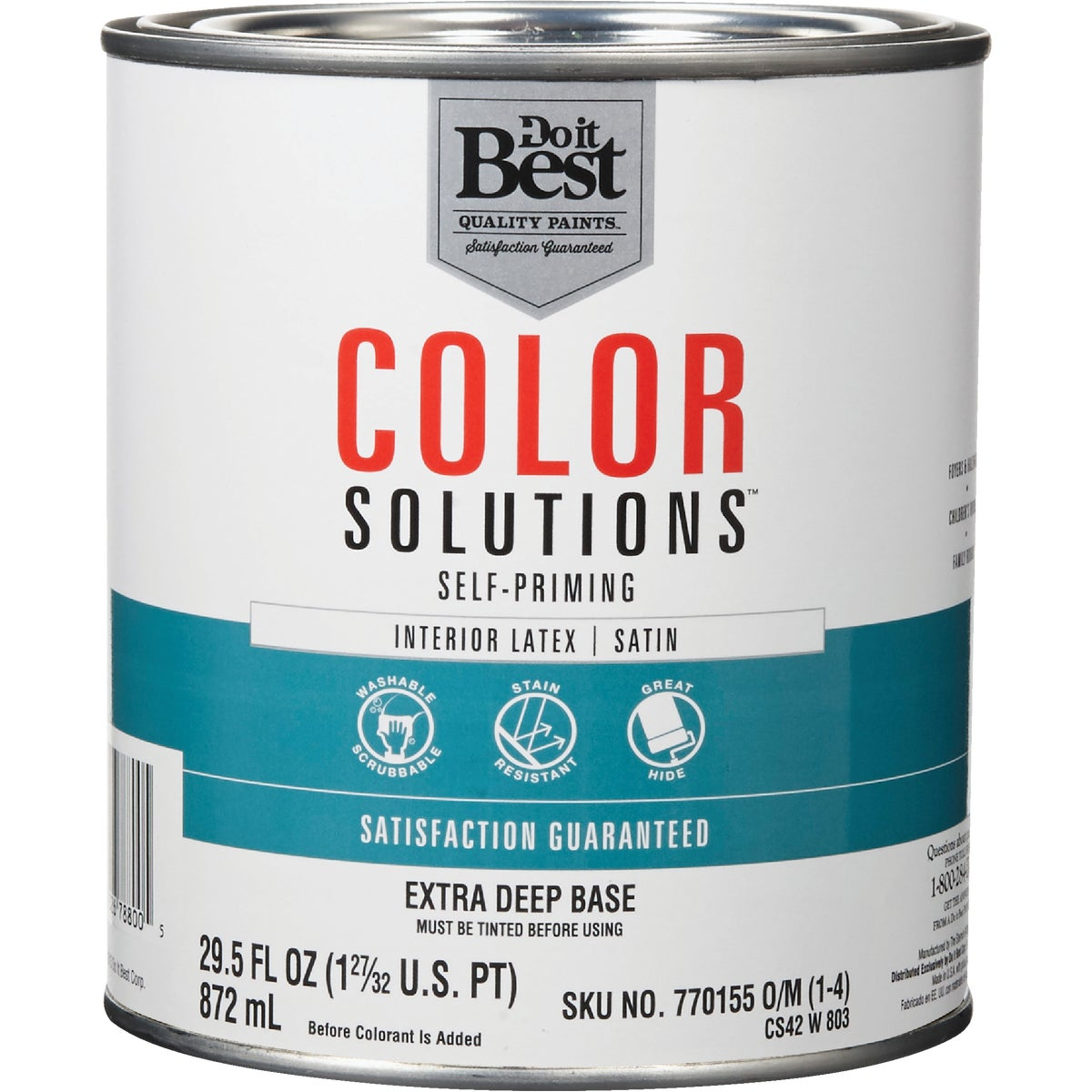 INT SAT EX DEEP BS PAINT - CS42W0803-14 by Do it Best