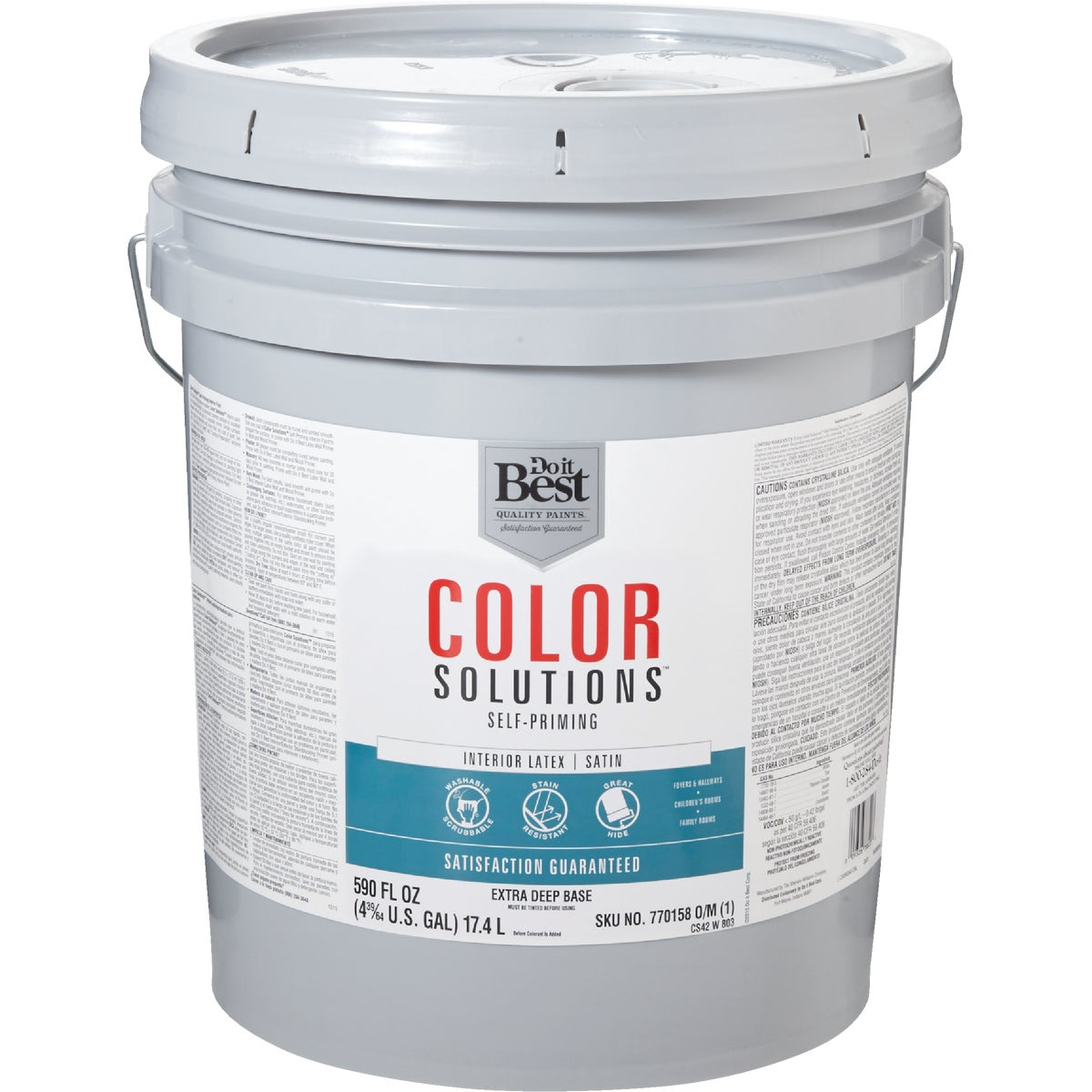 INT SAT EX DEEP BS PAINT - CS42W0803-20 by Do it Best