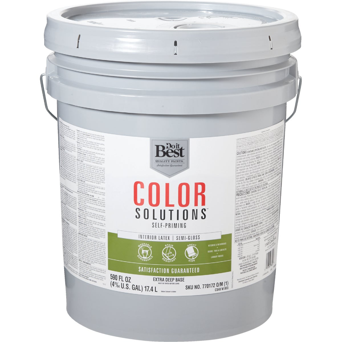 INT S/G EX DEEP BS PAINT - CS48W0803-20 by Do it Best