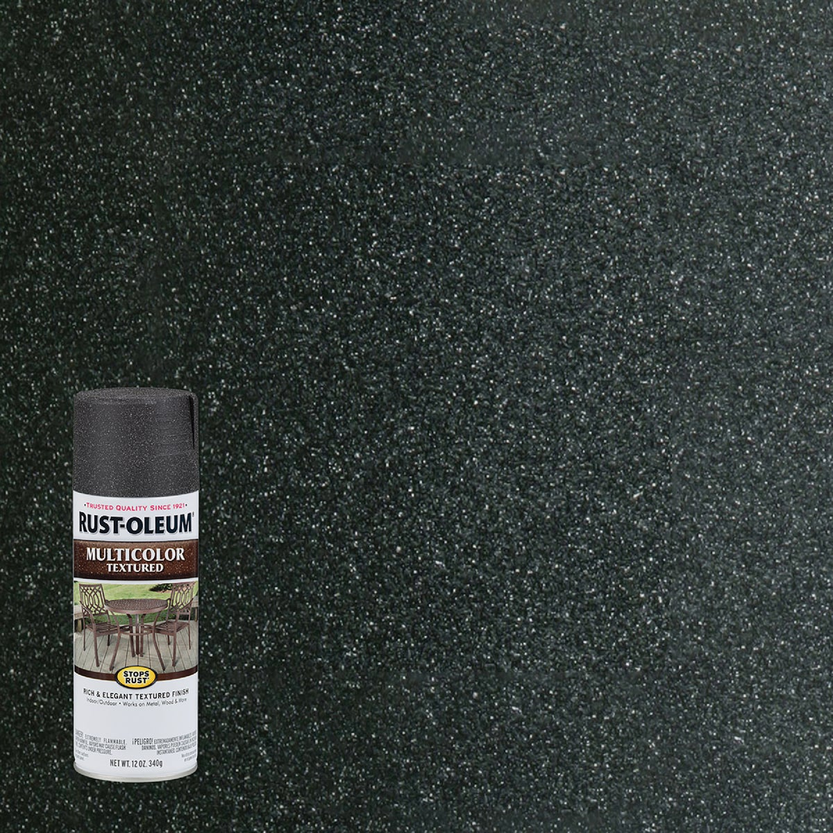 AGED IRON SPRAY PAINT - 223525 by Rustoleum