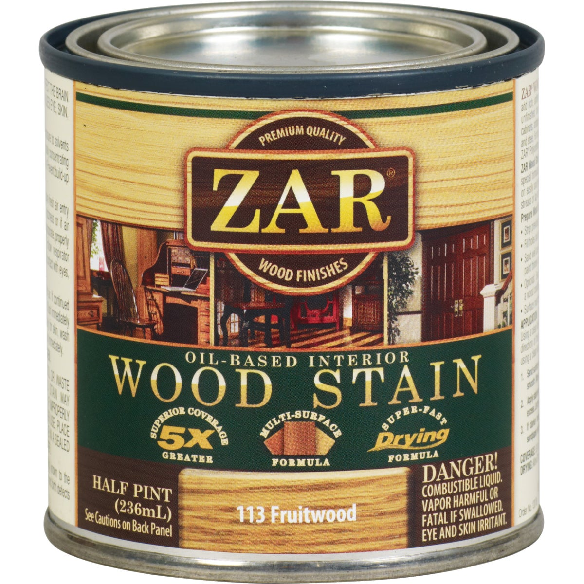 FRUITWOOD INT STAIN