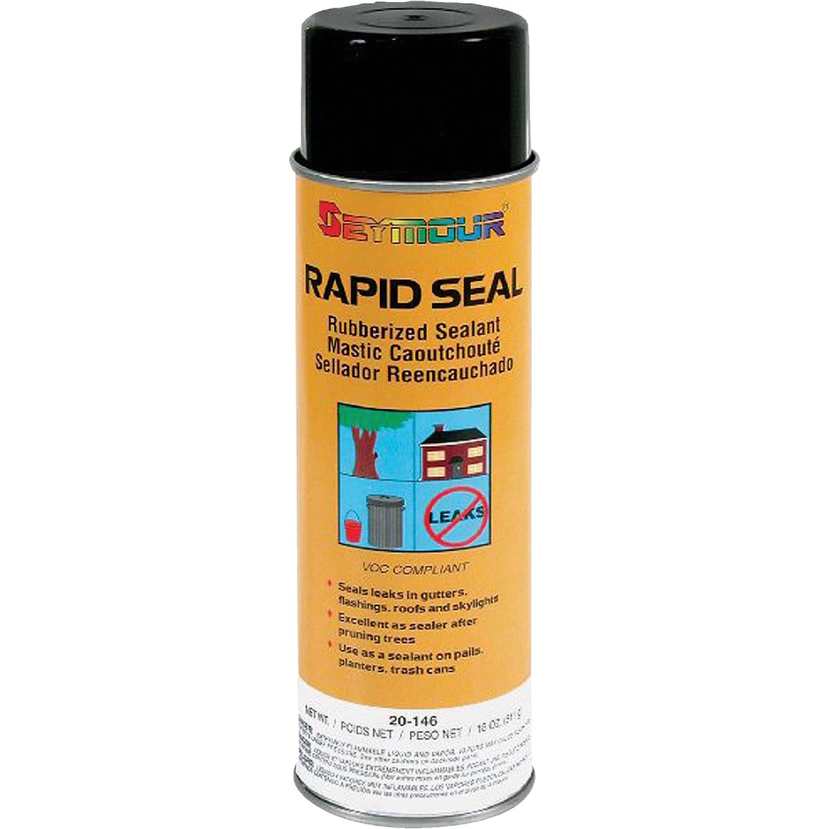 Rubber Spray Sealant