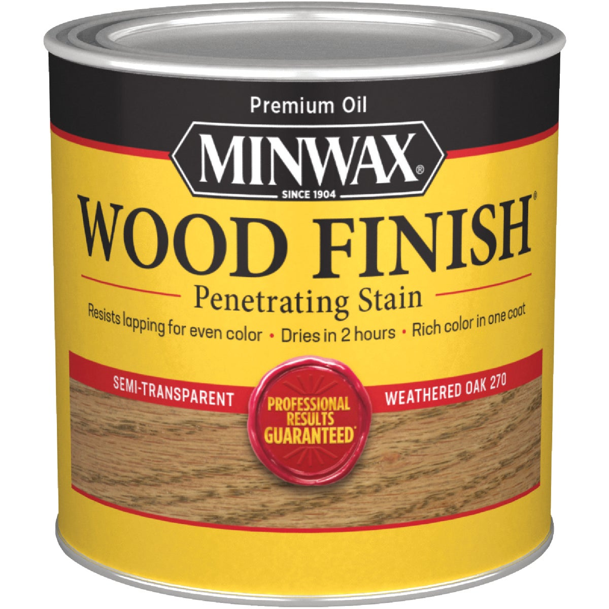 WEATHERED OAK WOOD STAIN - 227604444 by Minwax Company