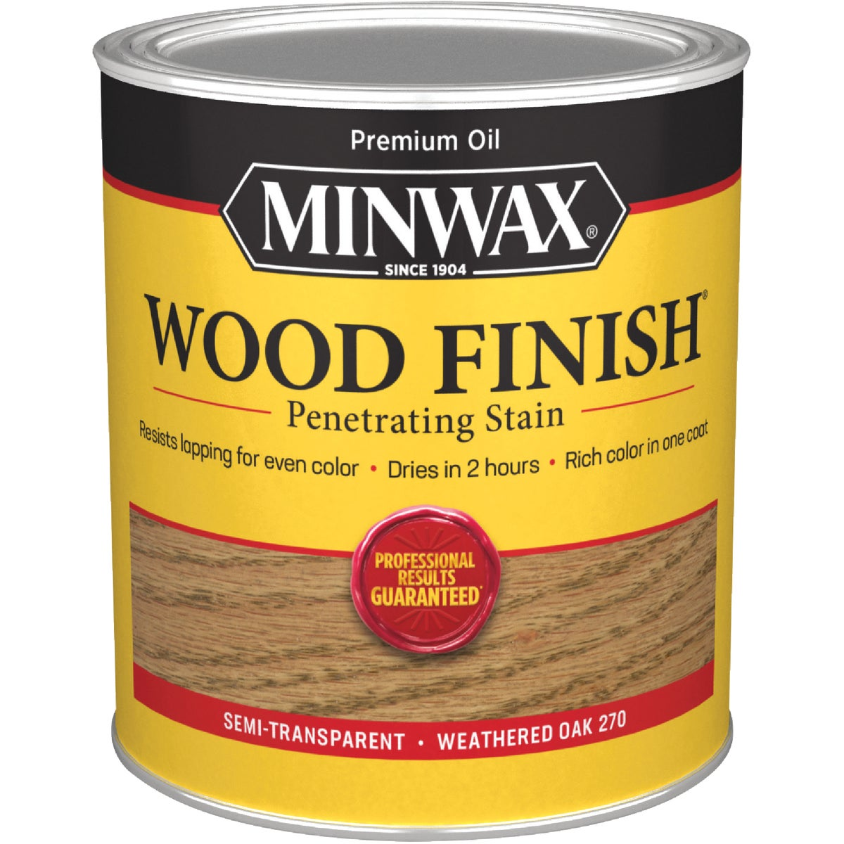 WEATHERED OAK WOOD STAIN - 700474444 by Minwax Company