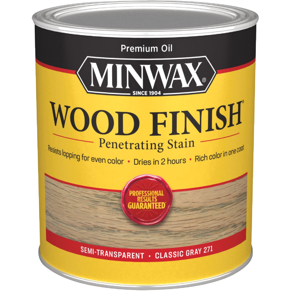 CLASSIC GRAY WOOD STAIN - 700484444 by Minwax Company