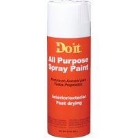 Rust Oleum WHITE A/P SPRAY PAINT 9001