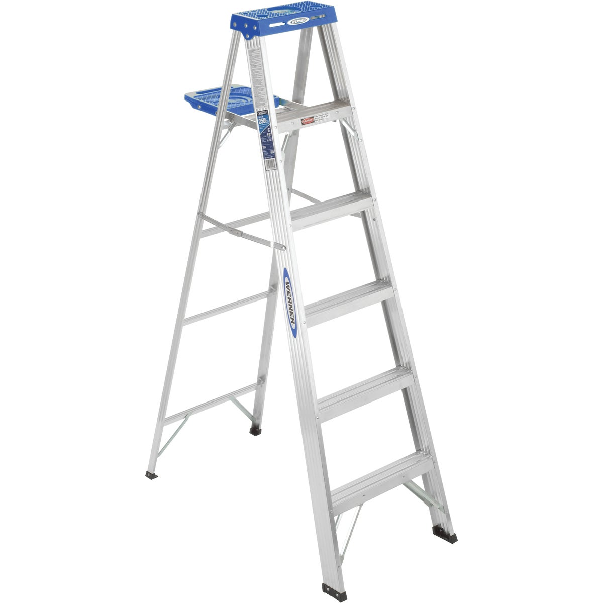 T-1 6' ALUM STEPLADDER - 366 by Werner Co