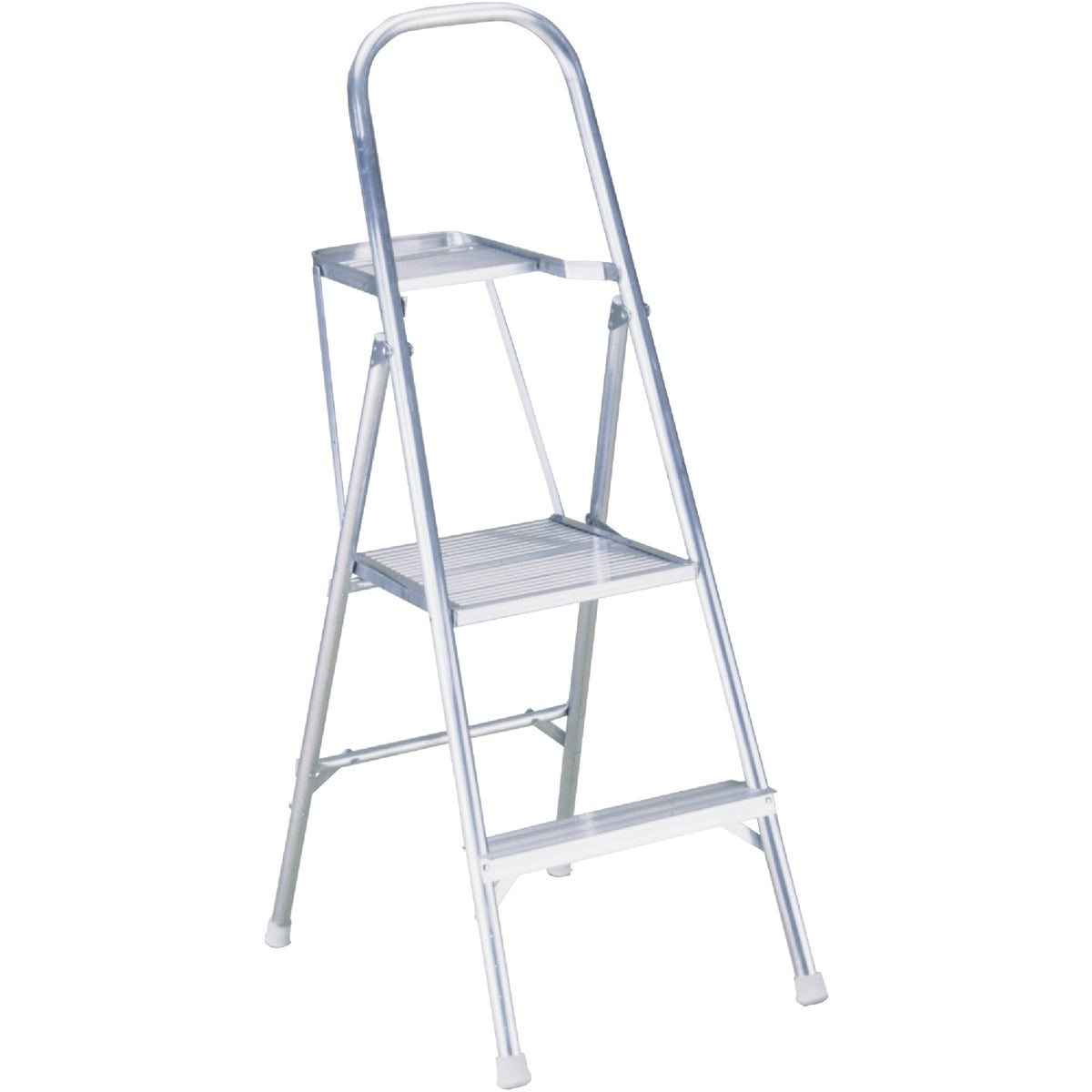 T-3 4.5' ALUM STEPLADDER - 264 by Werner Ladder