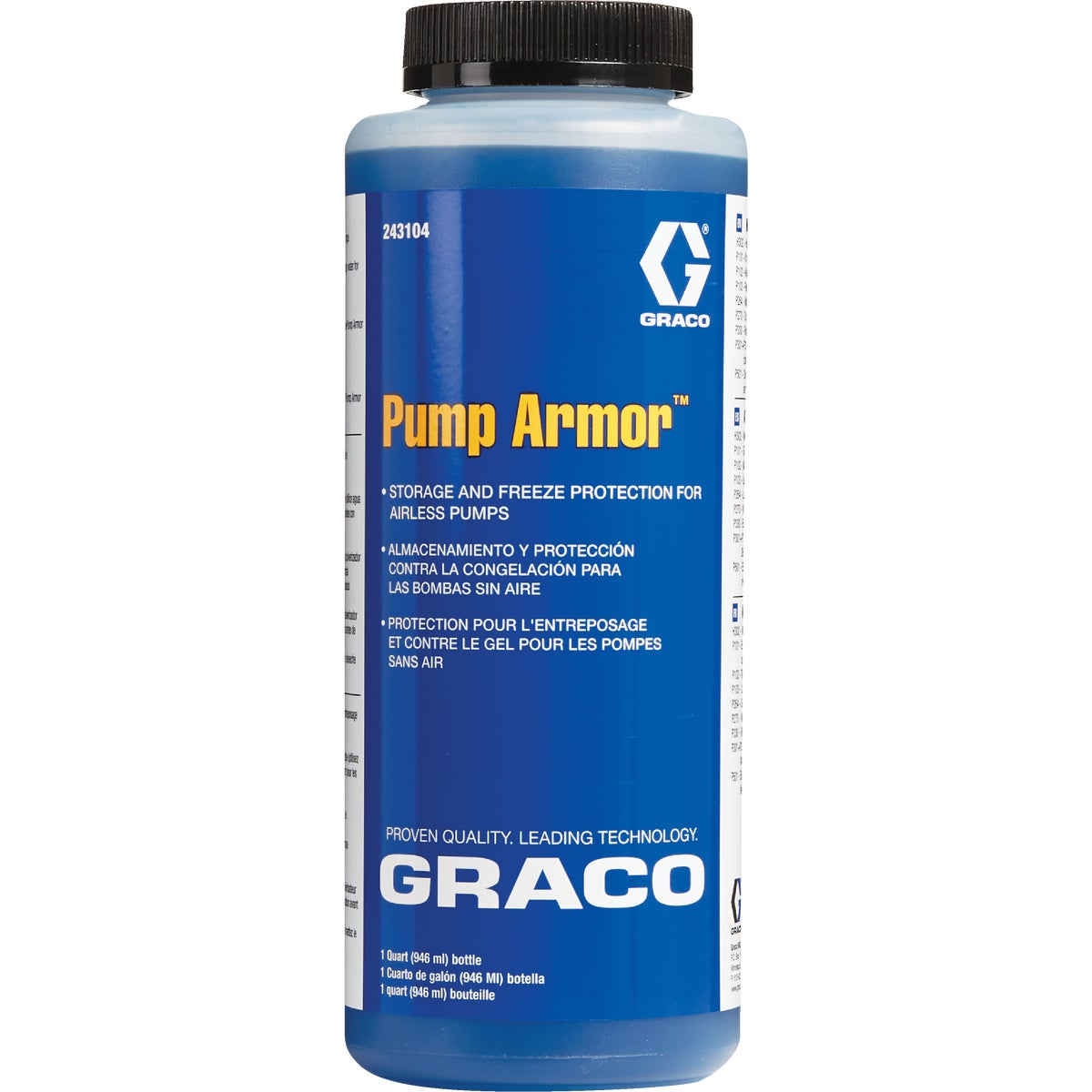 1QT MAGNUM PUMP ARMOR - 243104 by Graco Inc