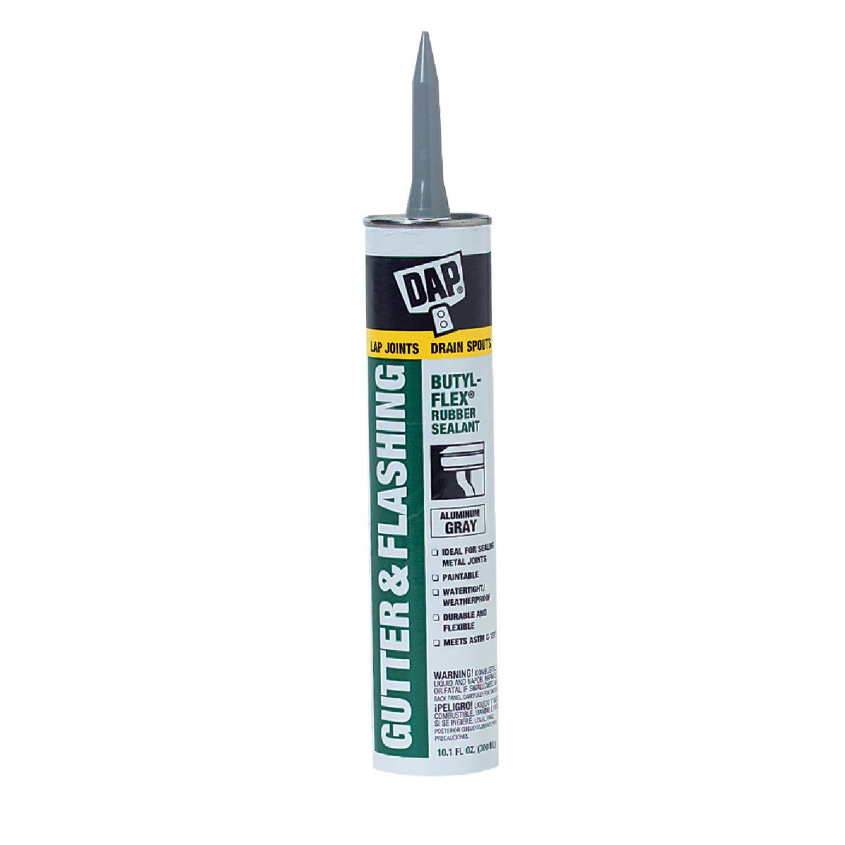 ALUM BUTYL GUTTR SEALANT - 18188 by Dap Inc
