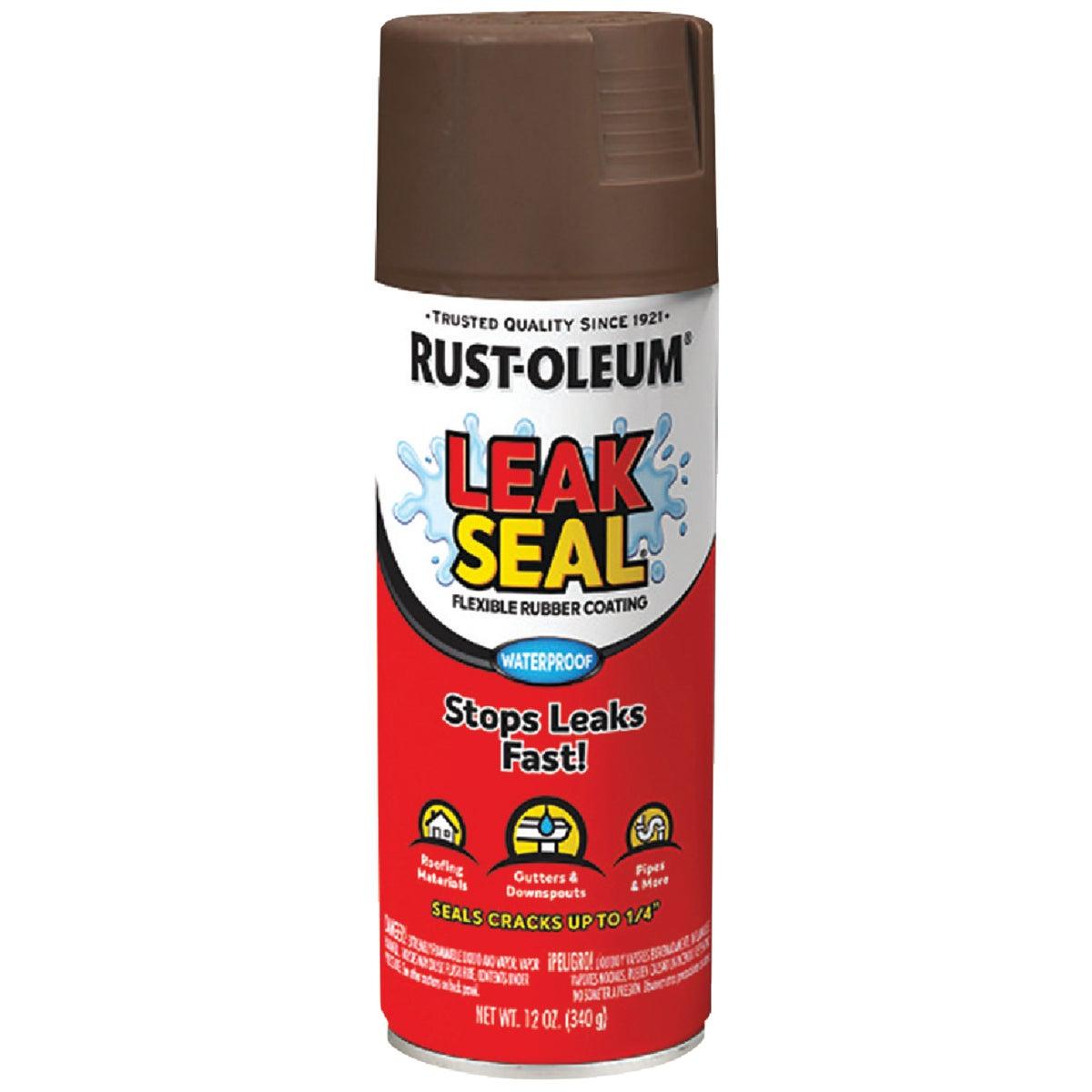 Spray Brwn Leak Sealer