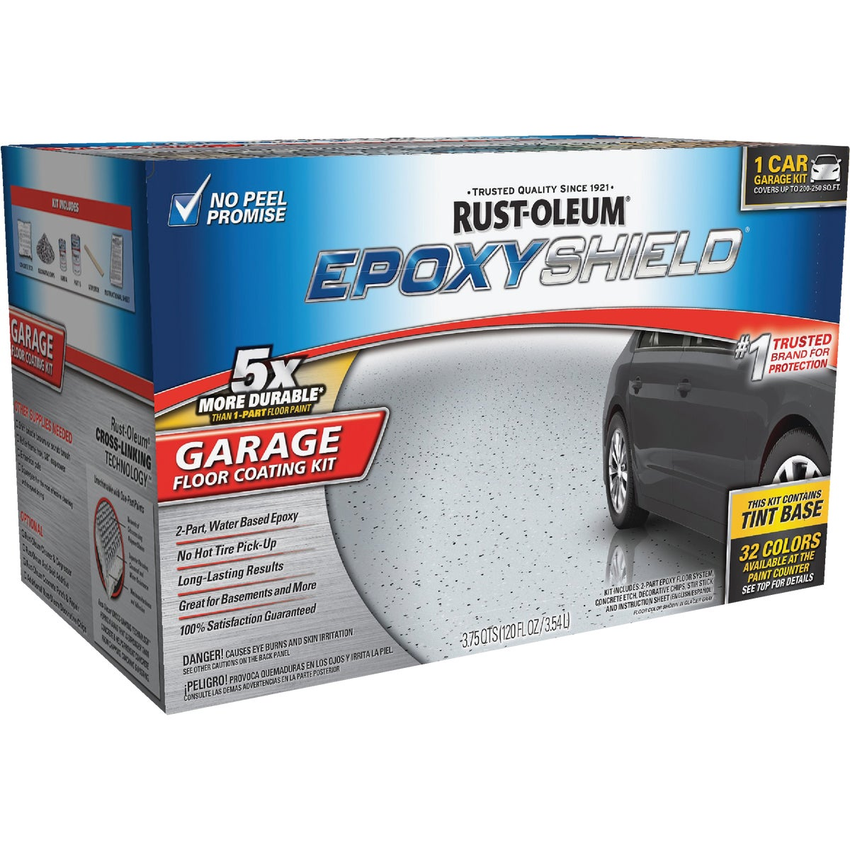 TINT BS GARAGE FLR EPOXY - 252625 by Rustoleum