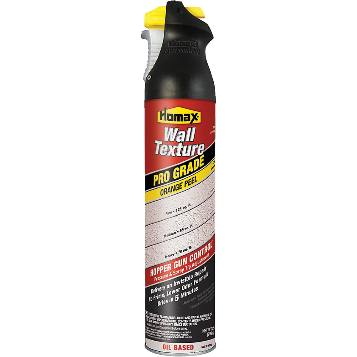 25OZ. OIL SPRAY TEXTURE - 4555 by Homax Group Inc
