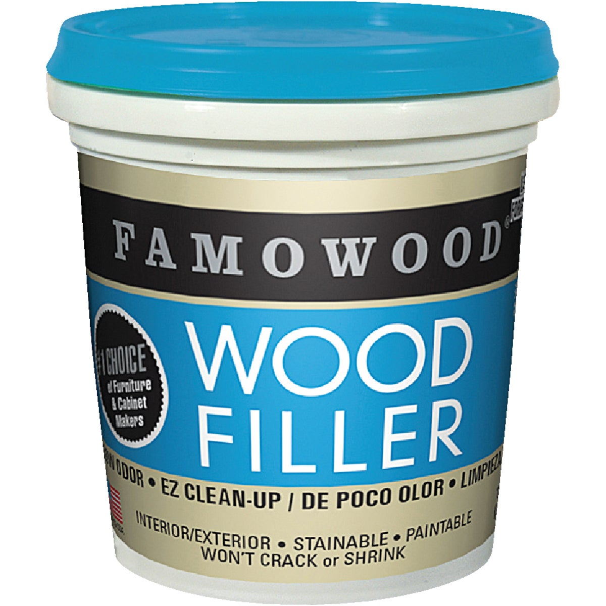 1/4PT WH PNE WOOD FILLER
