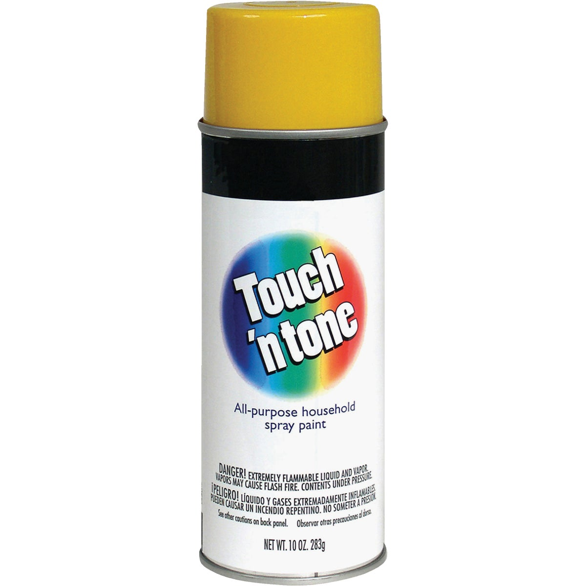 YELLOW TOUCH-N-TONE - 55272830 by Rustoleum