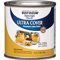 Rust Oleum SUN YELLOW LATEX PAINT 1945730