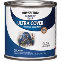 Rust Oleum DEEP BLUE LATEX PAINT 224423