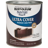 Rust Oleum KONA BROWN LATEX PAINT 1977502