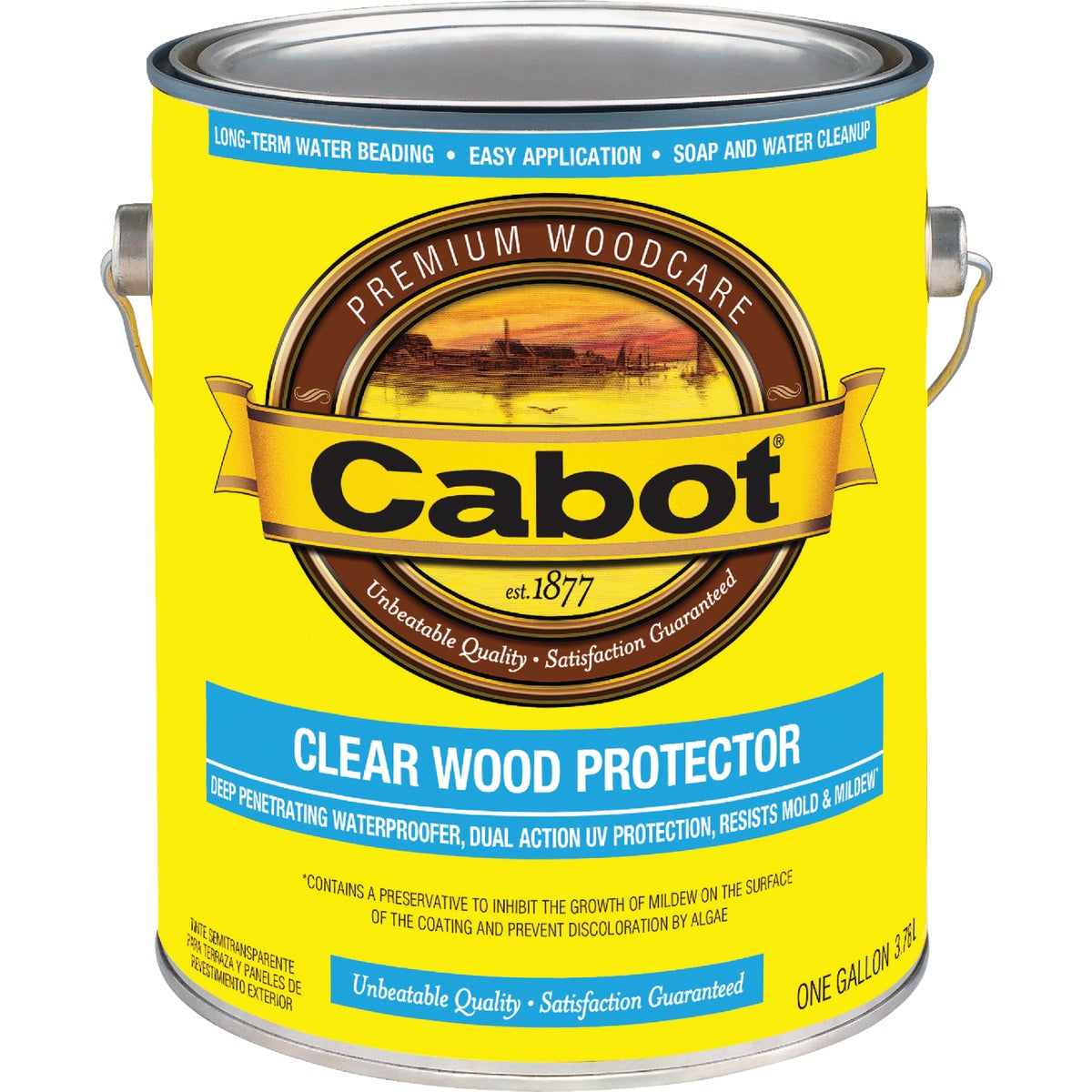 CLEAR WOOD PROTECTOR - 140.0002101.007 by Valspar Corp
