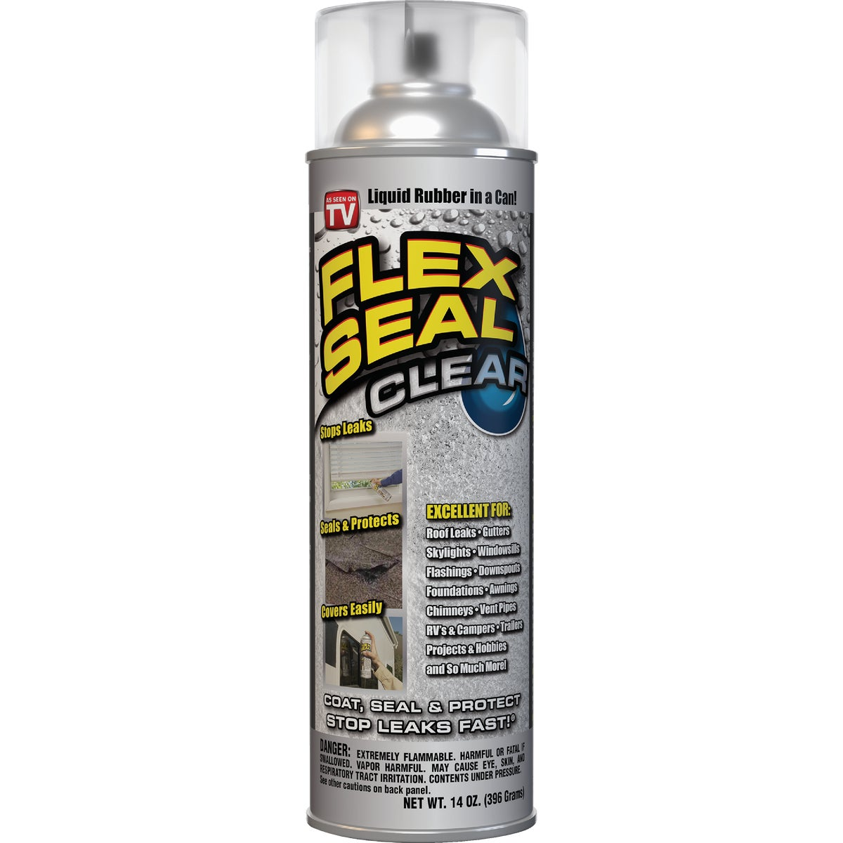 CLEAR FLEX SEAL