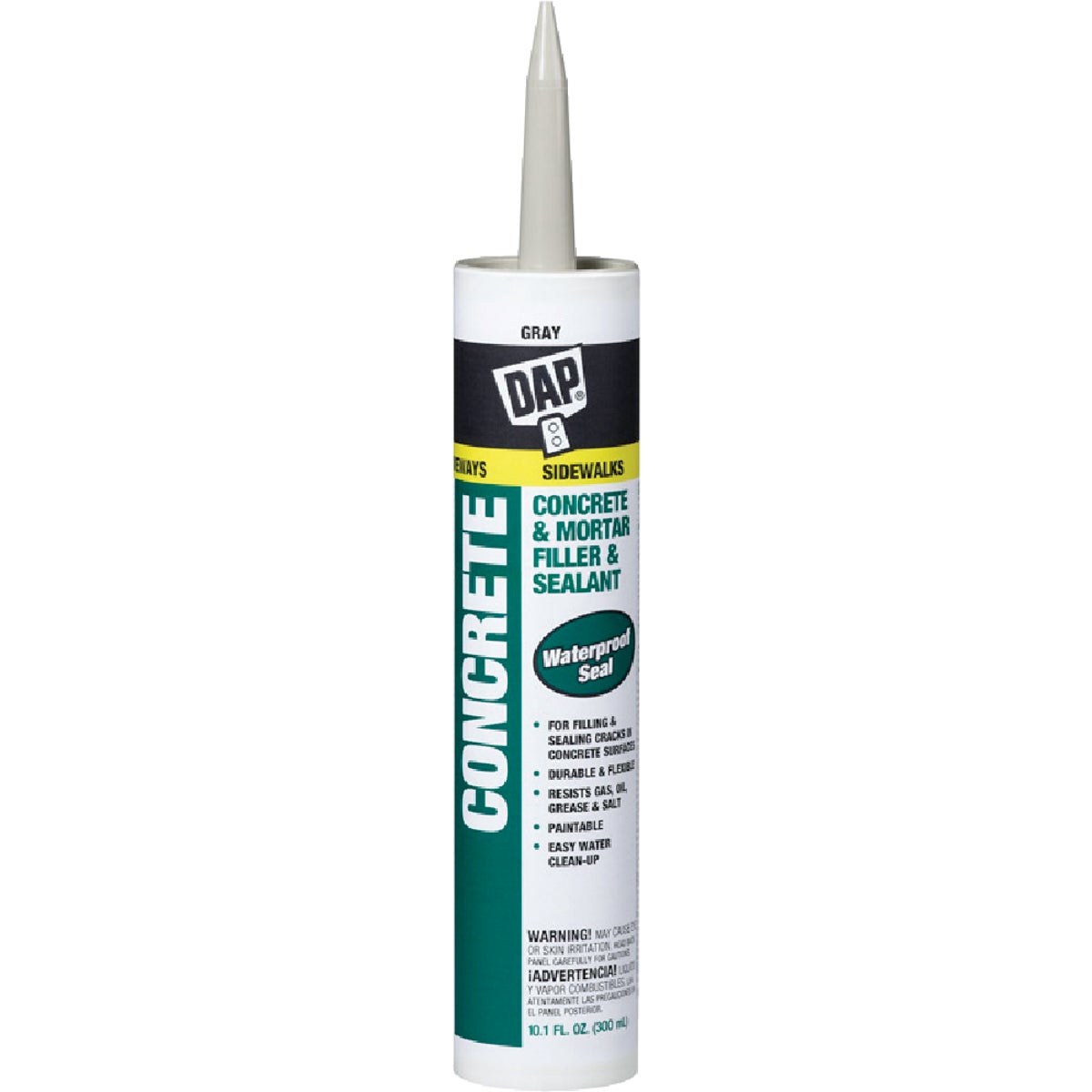 GRAY CONCRETE SEALANT - 18096 by Dap Inc