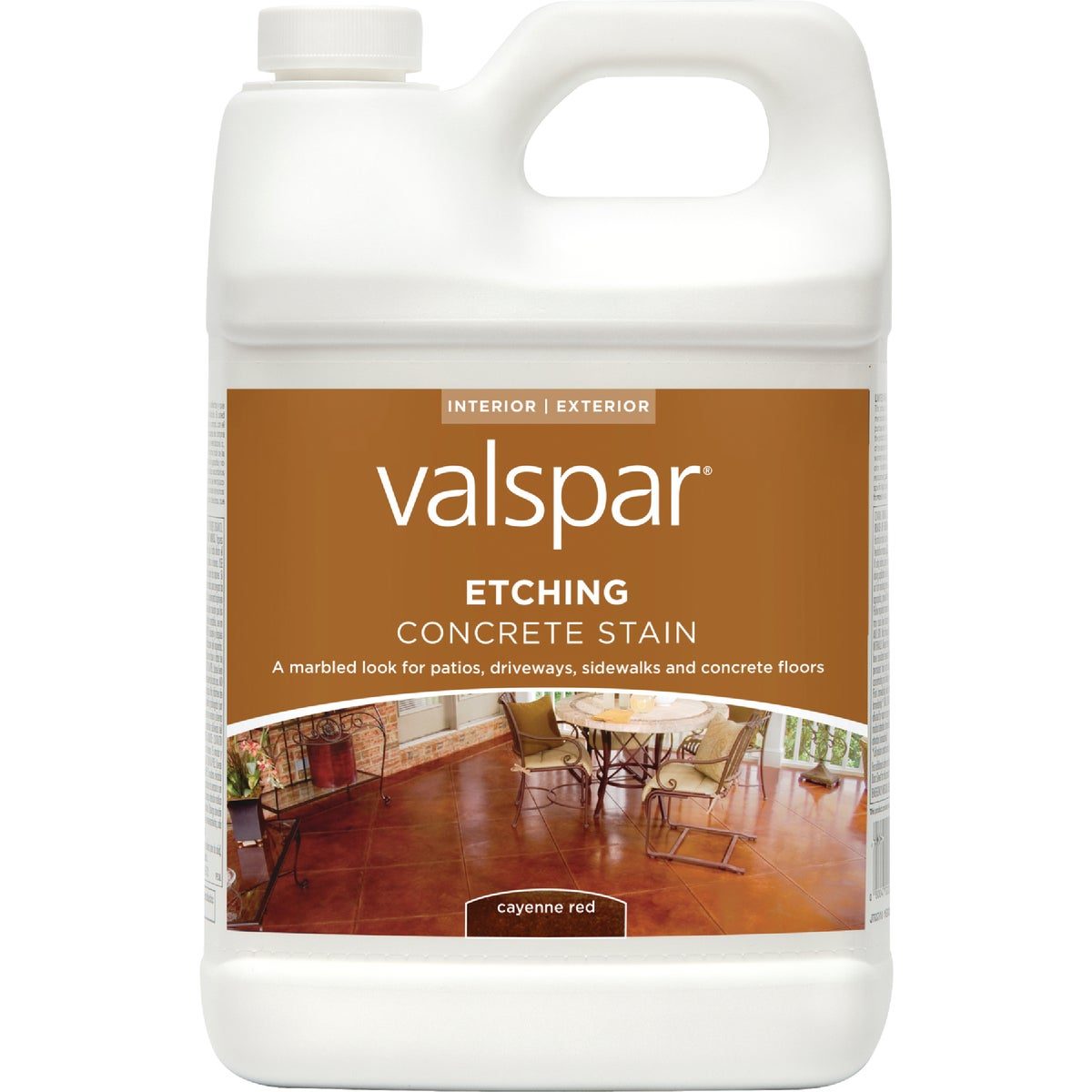 RED ETCHING STAIN - 024.0082073.007 by Valspar Corp