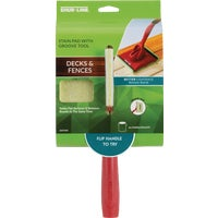 Shur-Line Deck Stain Applicator With Groove Tool, 1791257