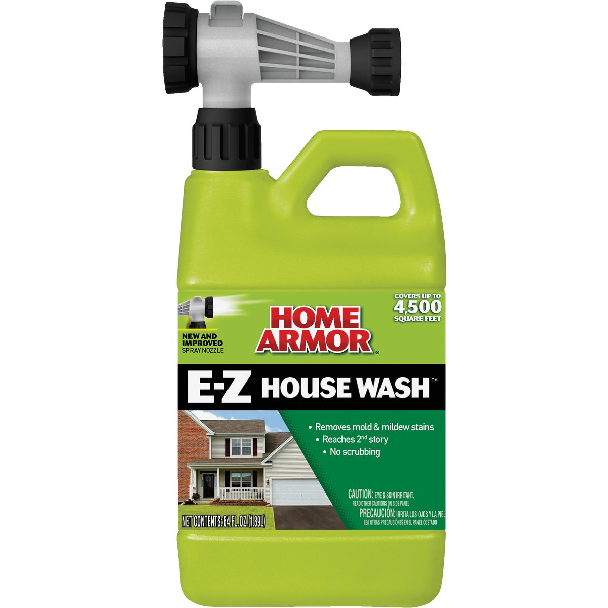 E-Z 56 OZ HOUSE WASH - FG511 by Wm Barr Company