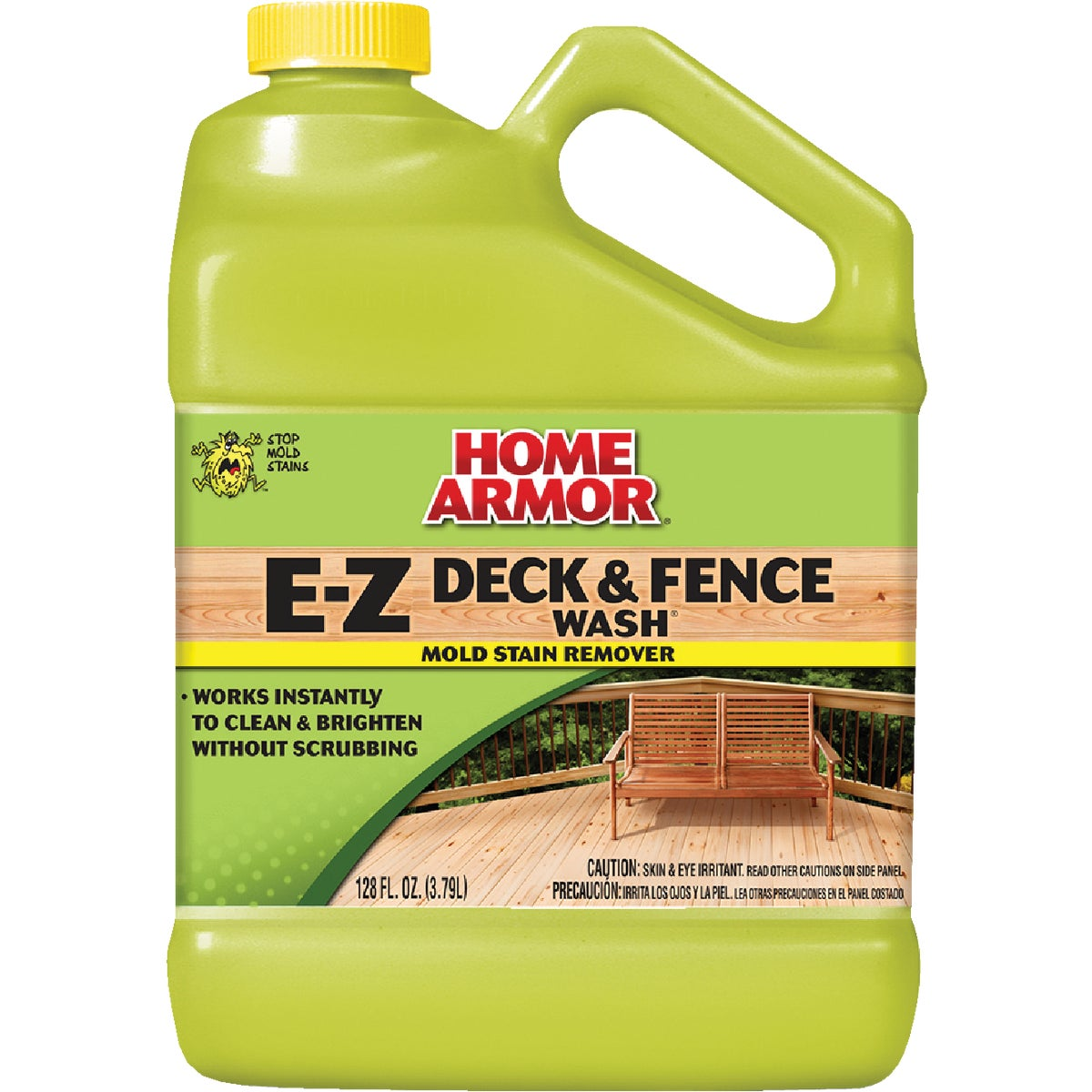 E-Z GAL DECK WASH - FG505 by Wm Barr