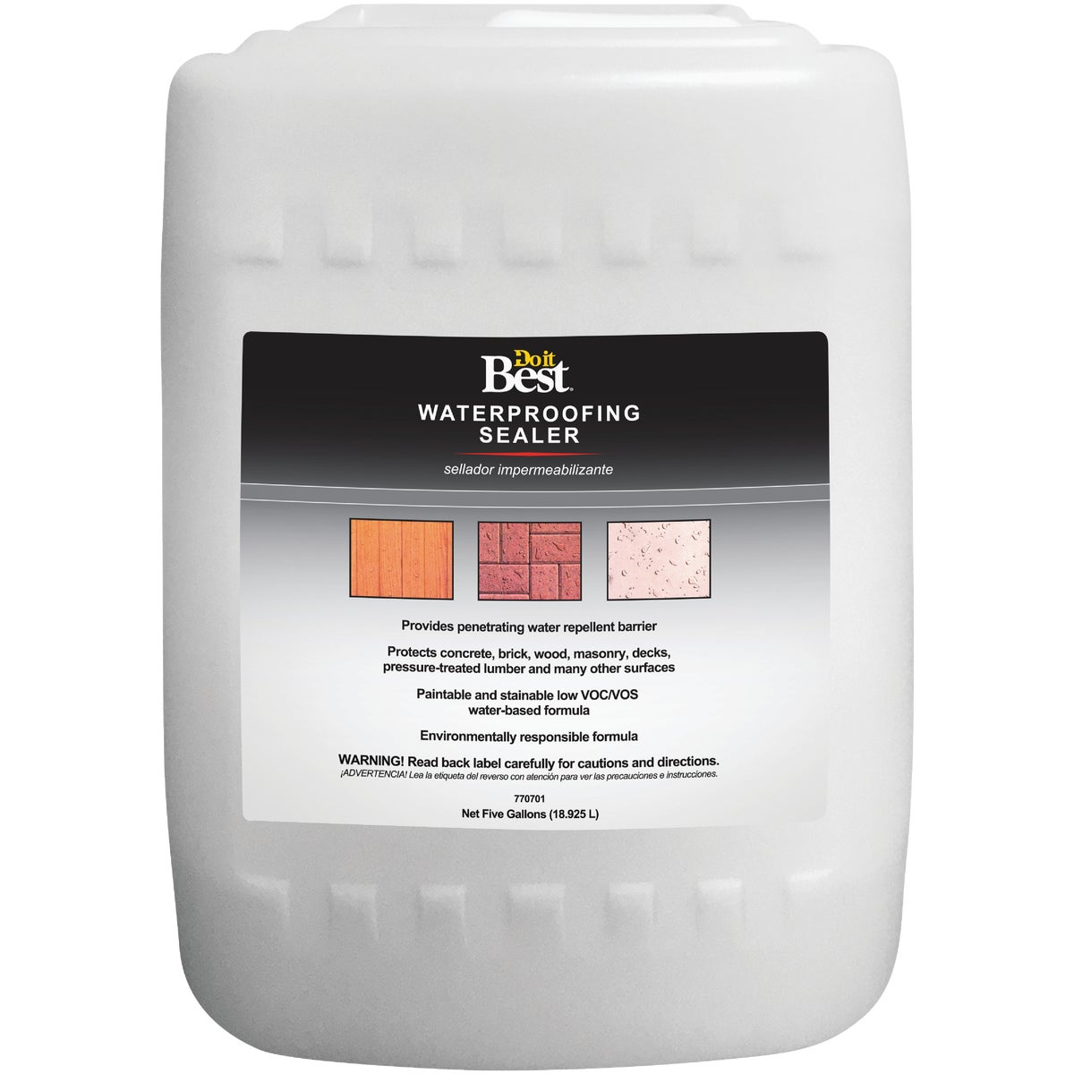 CLR WATERPROOFING SEALER - 726G5H by Sunnyside Corp