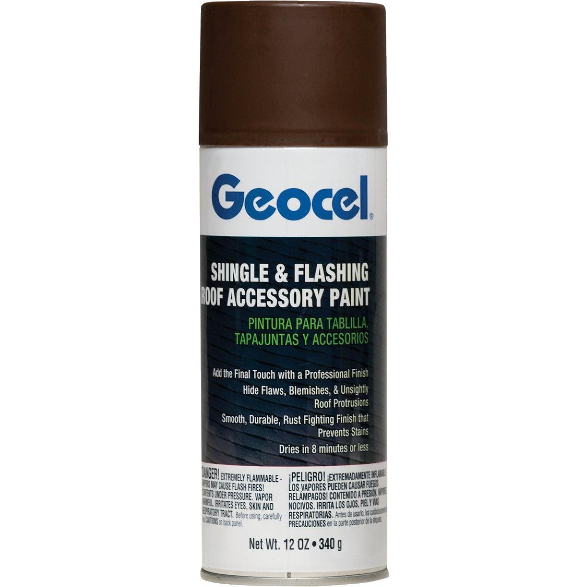 BROWN ROOF PAINT - GC91104 by Geocel Llc