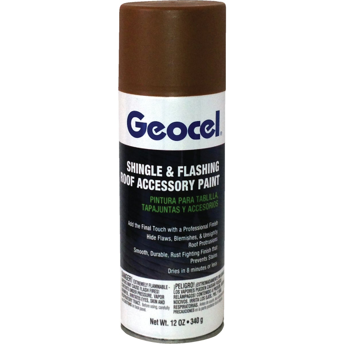HICKORY ROOF PAINT - GC91151 by Geocel Llc