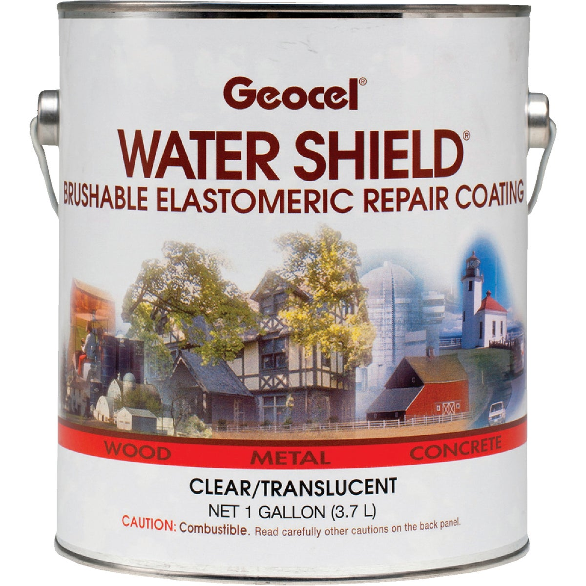 CLEAR BRUSHABLE SEALANT - GC20300 by Geocel Llc