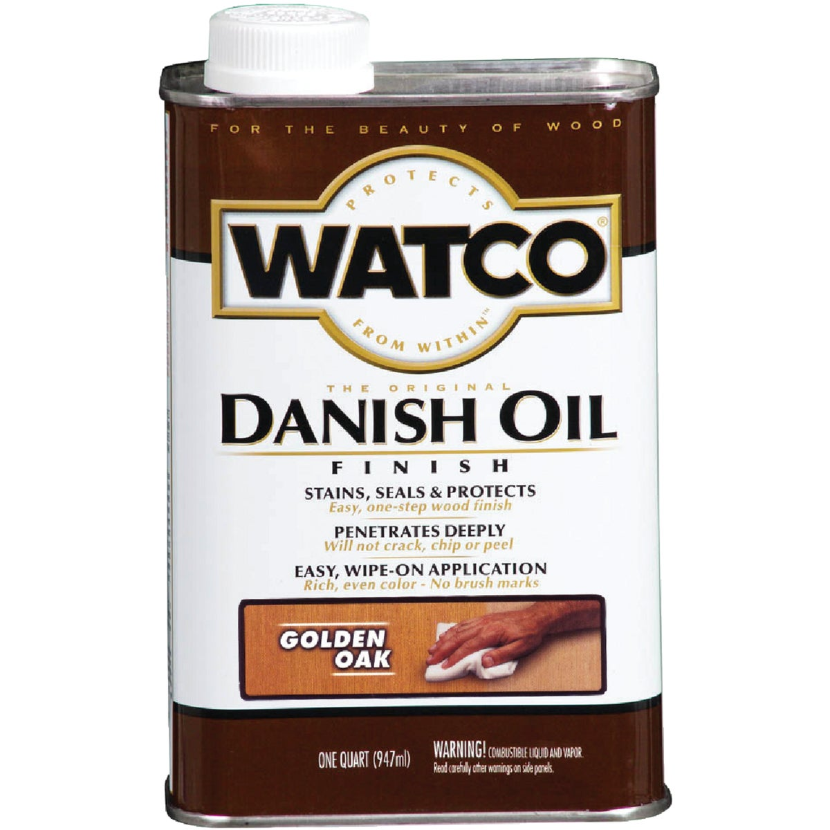 LVOC GOLDNOAK DANISH OIL - 242210 by Rustoleum