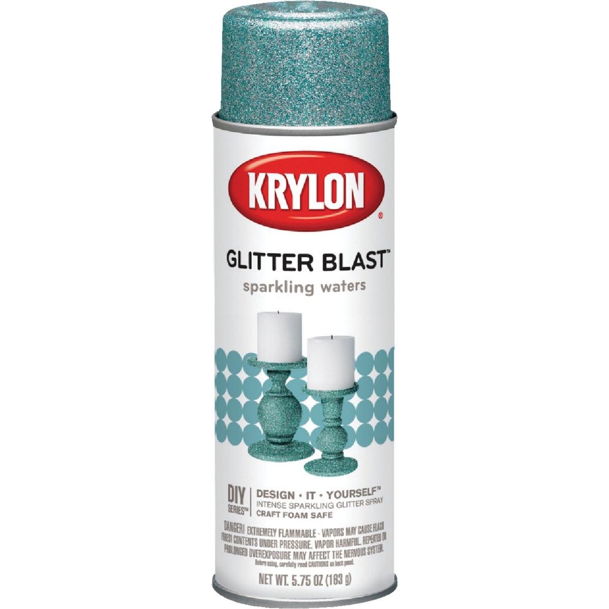 SPRKLN WTR GLITTER SPRAY - K03810000 by Krylon/consumer Div