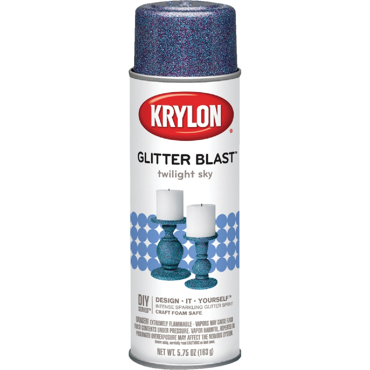 TWLGHT SKY GLITTER SPRAY - K03811000 by Krylon/consumer Div