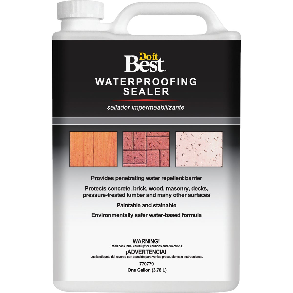 CLR WATERPROOFING SEALER