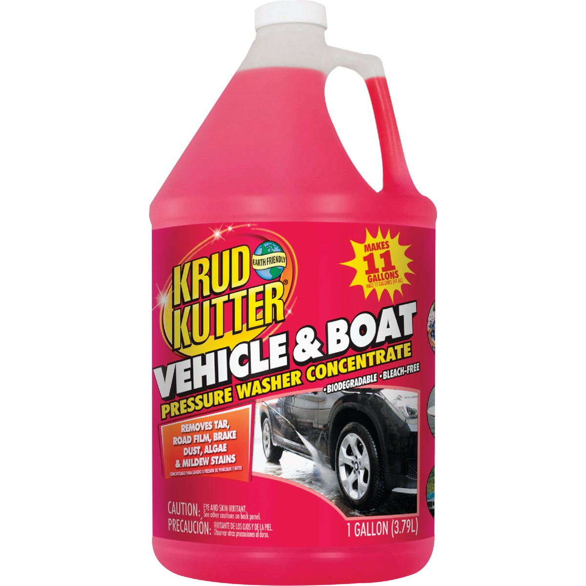 VEHICLE & BOAT CLEANER